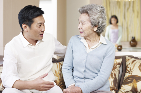 4 Ways to Make the 'Home Care Talk' Easier